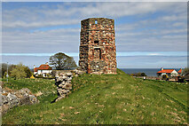 NT9953 : Berwick-upon-Tweed Bell Tower by Walter Baxter