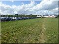 SO8854 : Worcestershire Royal Hospital - car park extension by Chris Allen
