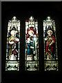 SO6672 : Windows inside All Saints church (Chancel | Neen Sollars) by Fabian Musto