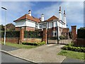 TV4899 : Easemore House, Homefield Road, Seaford by Robin Stott