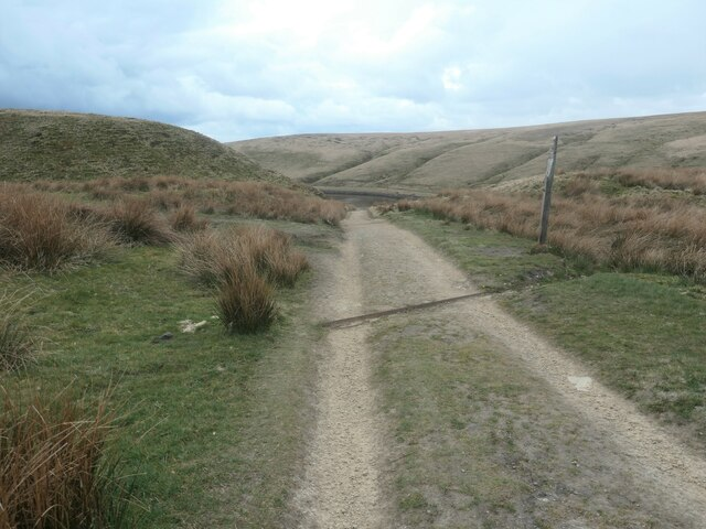 Rapes Highway, heading west, Broad Greave Hill