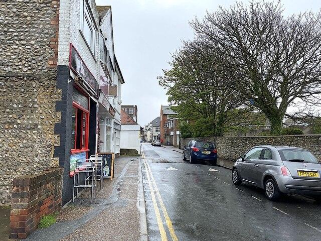 Place Lane, Seaford