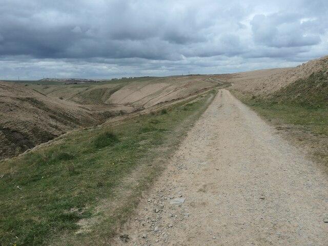 Pennine Bridleway on Rapes Highway
