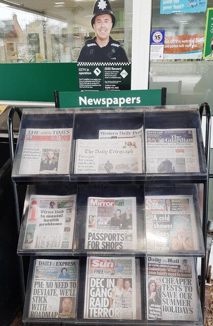 The Headlines: April 2021