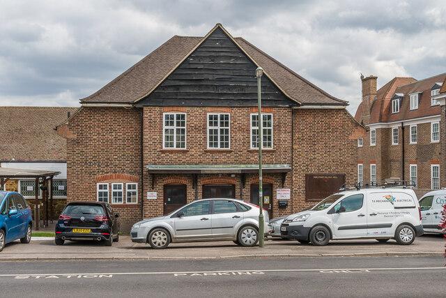Merstham Village Hall