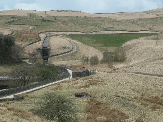 Drinking water infrastructure, Piethorne valley