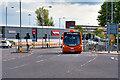 SD8010 : Bus on Angouleme Way by David Dixon