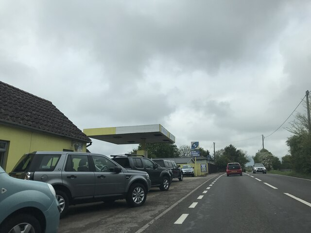 Car sales on the A140