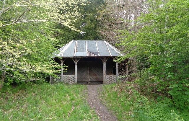 Old Cricket Pavilion Monteviot