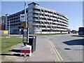 NT2676 : Ocean Terminal car park by Richard Webb