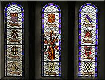 SK6280 : East Window by Richard Croft