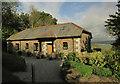 SW9574 : Cottage at Cant Farm by Derek Harper