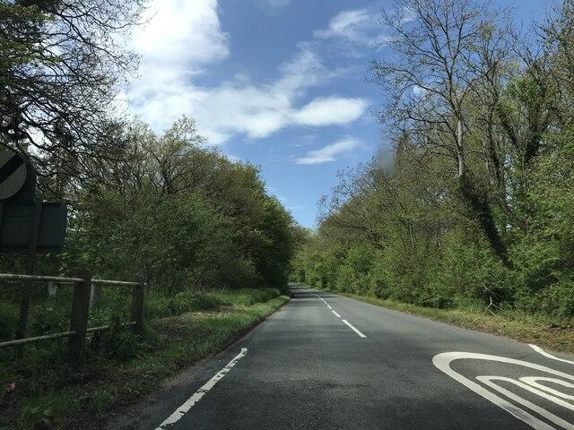 Leaving Peasenhall