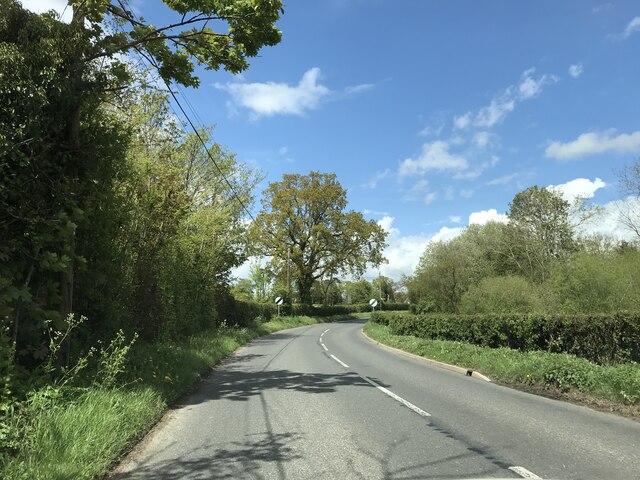 Leaving Dennington