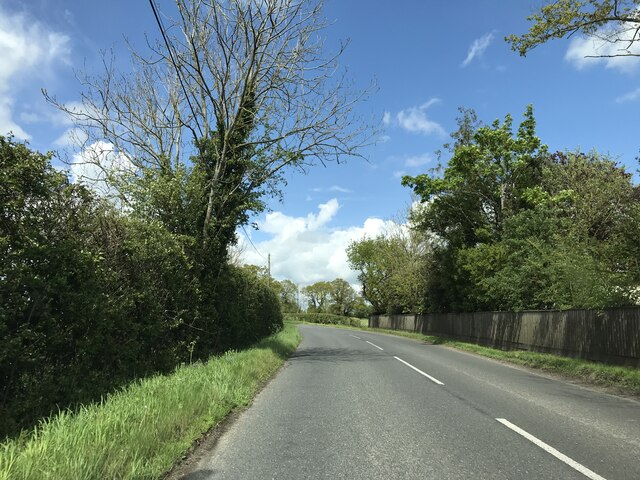 On the B1116