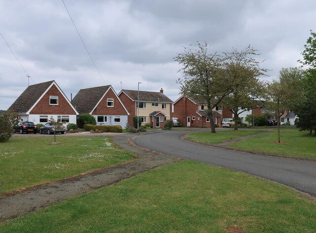 Holden Road, Lackford