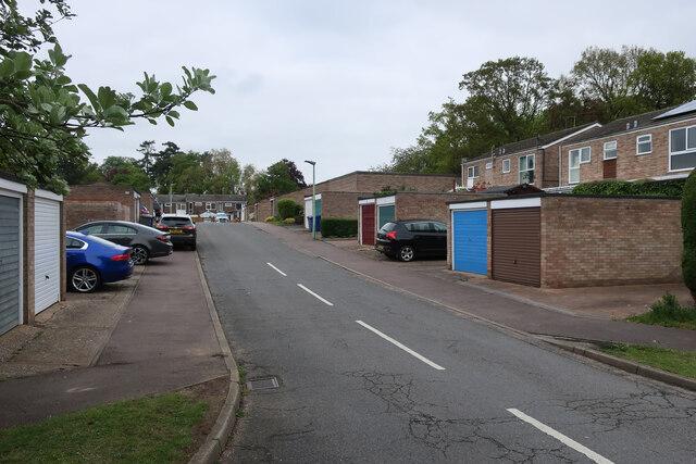 Thornton Road, Bury St Edmunds