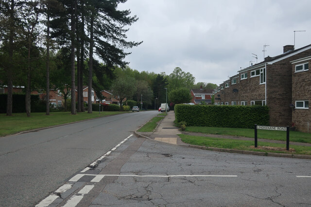 Glastonbury Road, Bury St Edmunds