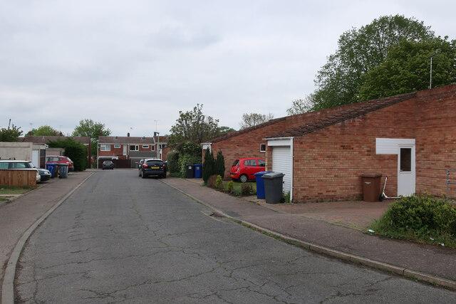 Kelso Road, Bury St Edmunds