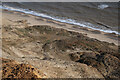 TG2639 : Eroding cliffs near Sidestrand by Hugh Venables