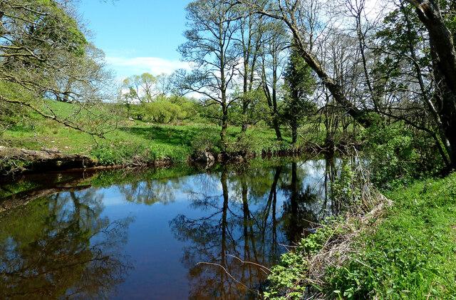 Water of Girvan view