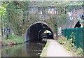 SP0585 : North portal of the Edgbaston Tunnel by Mat Fascione