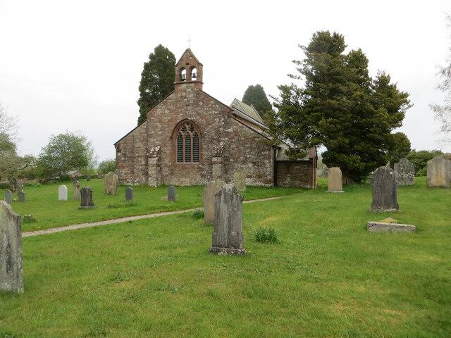 Church of St John, Newton Reigny
