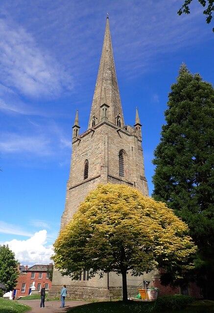 Ross on Wye - Church of St Mary the Virgin