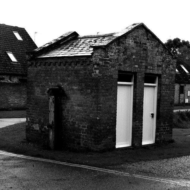 Village lockup and pump