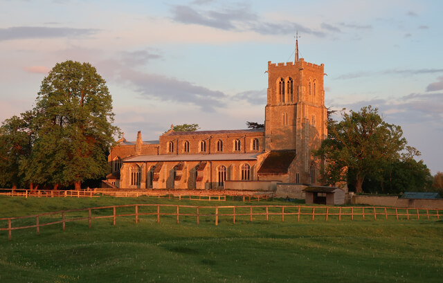 St. Andrew's church, Swavesey
