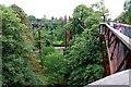 TQ1876 : The Xstrata Treetop Walkway, Kew Gardens by Martin Tester