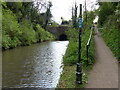 SP0478 : Towpath next to the North portal of the Wast Hills Tunnel by Mat Fascione