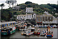 SX2050 : Polperro Harbour by Ian Taylor