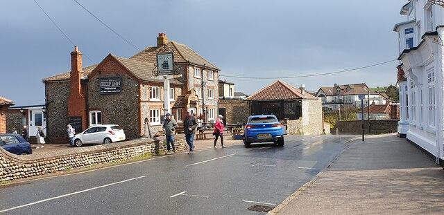Mundesley Village, Norfolk