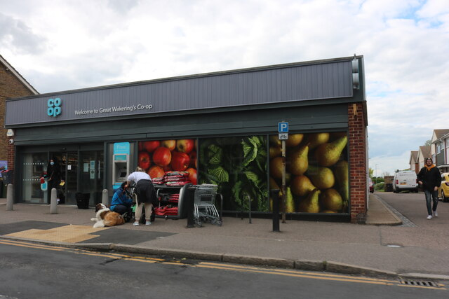 The Co-op, Great Wakering