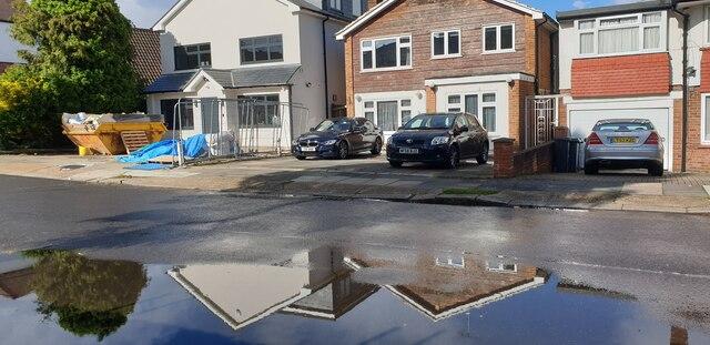 Reflections, South Lodge Drive, London N14