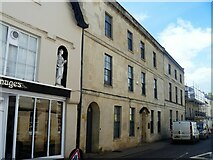 SP0202 : Cirencester houses [26] by Michael Dibb