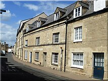 SP0202 : Cirencester houses [29] by Michael Dibb