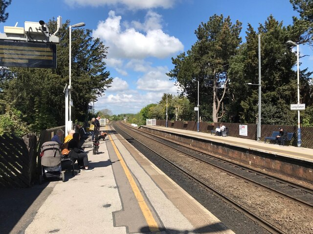 Long Eaton Station (morning)