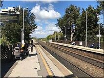 SK4832 : Long Eaton Station (morning) by David Lally