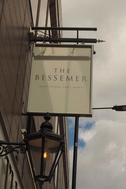 The Sign of The Bessemer