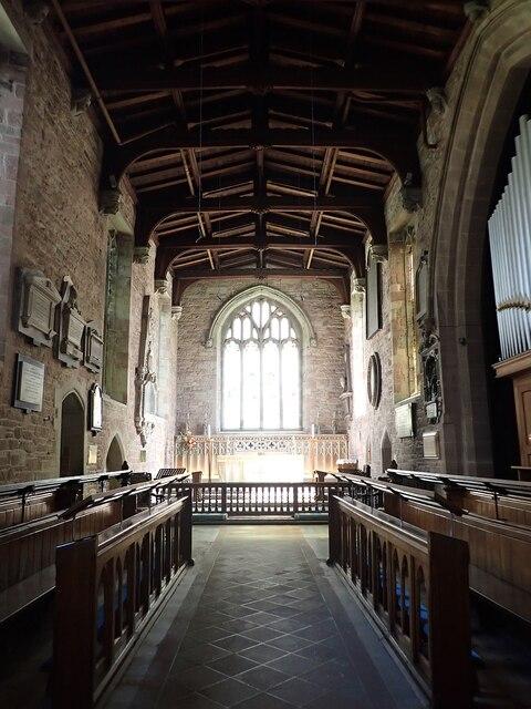 Ross on Wye - St Mary the Virgin - Chancel