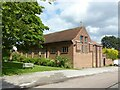 SK5942 : Church of St James, Porchester, Gedling by Alan Murray-Rust
