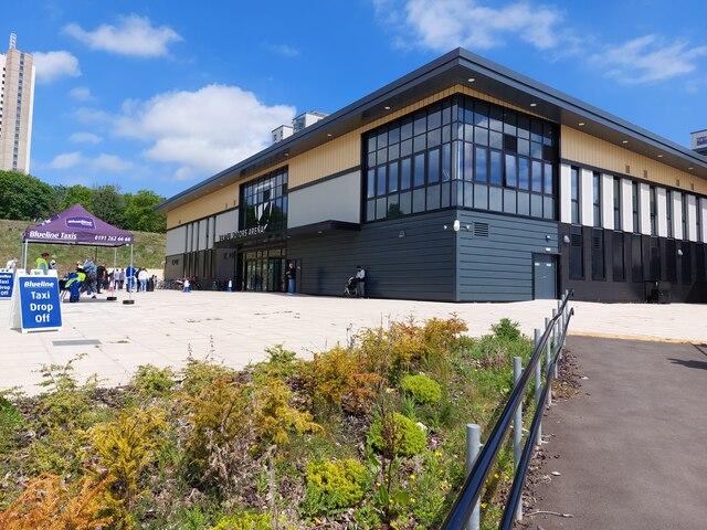 Vertu Motors Arena, Scotswood Road, Newcastle upon Tyne
