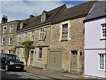 SP0202 : Cirencester buildings [53] by Michael Dibb