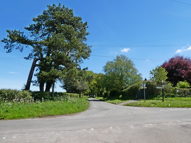 Crossroads on Bristol Road