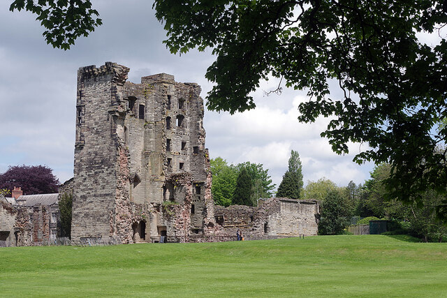 Ashby Castle - Great Tower