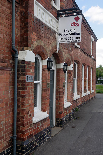 The Old Police Station, Ashby-de-la-Zouch