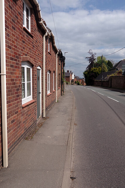 Church Street, Twycross