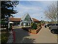 TL5121 : Birchanger Green services, near Bishop's Stortford by Malc McDonald